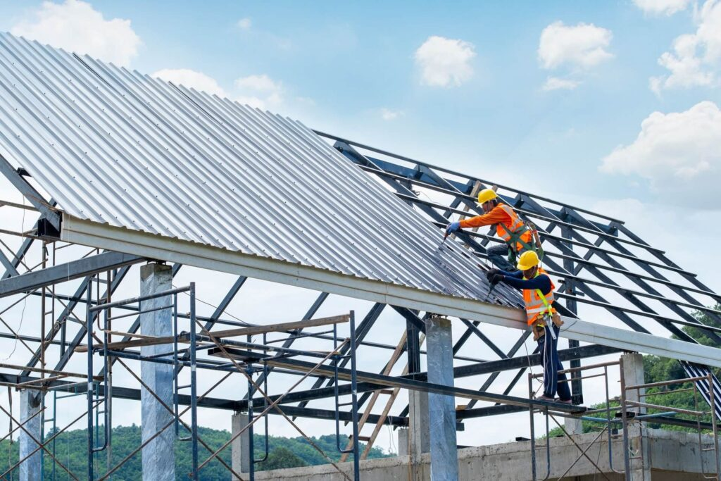 Commercial Metal Roofing-Florida Metal Roofers of Hialeah