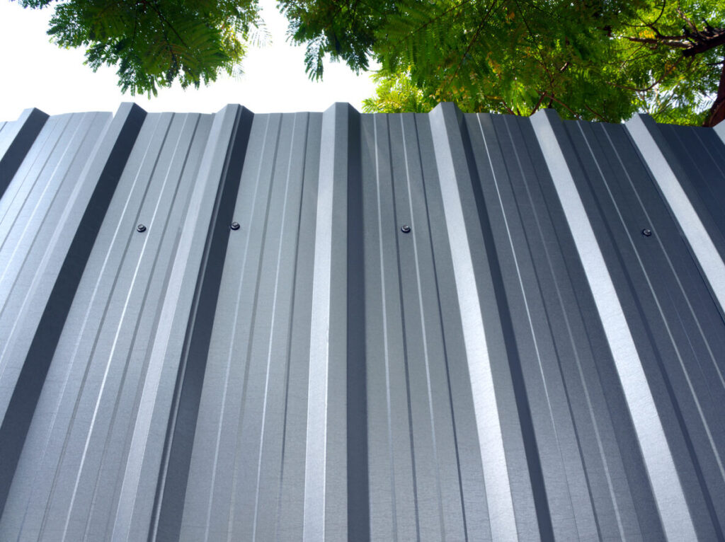 Corrugated Metal Roof-Florida Metal Roofers of Hialeah