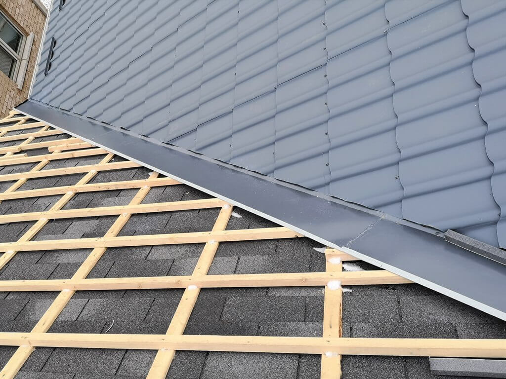 New Construction Metal Roofing-Florida Metal Roofers of Hialeah